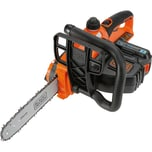 Black & Decker Elektro-Kettensäge Akku-Kettensäge GKC1825LST, 18Volt