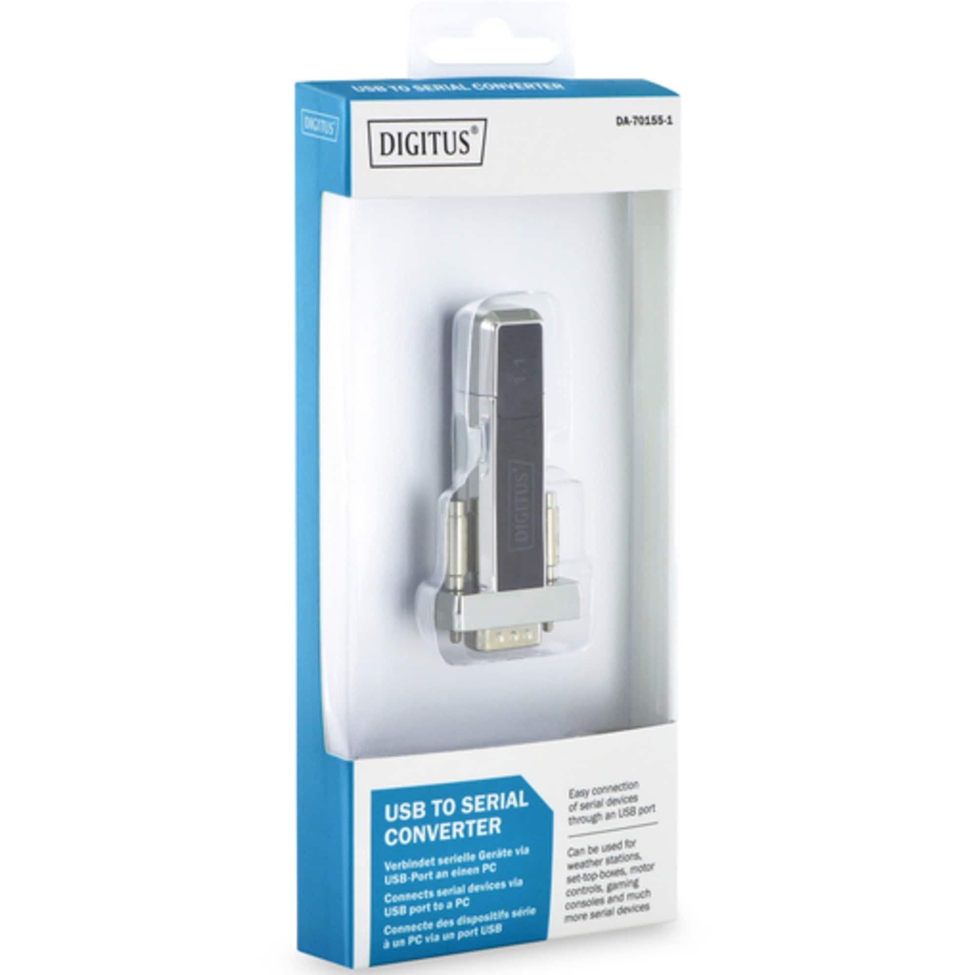 Digitus Adapter Seriell > USB 2.0