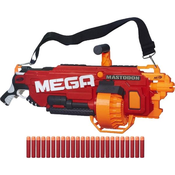 Hasbro Nerf Gun N-Strike Elite Mega Mastodon