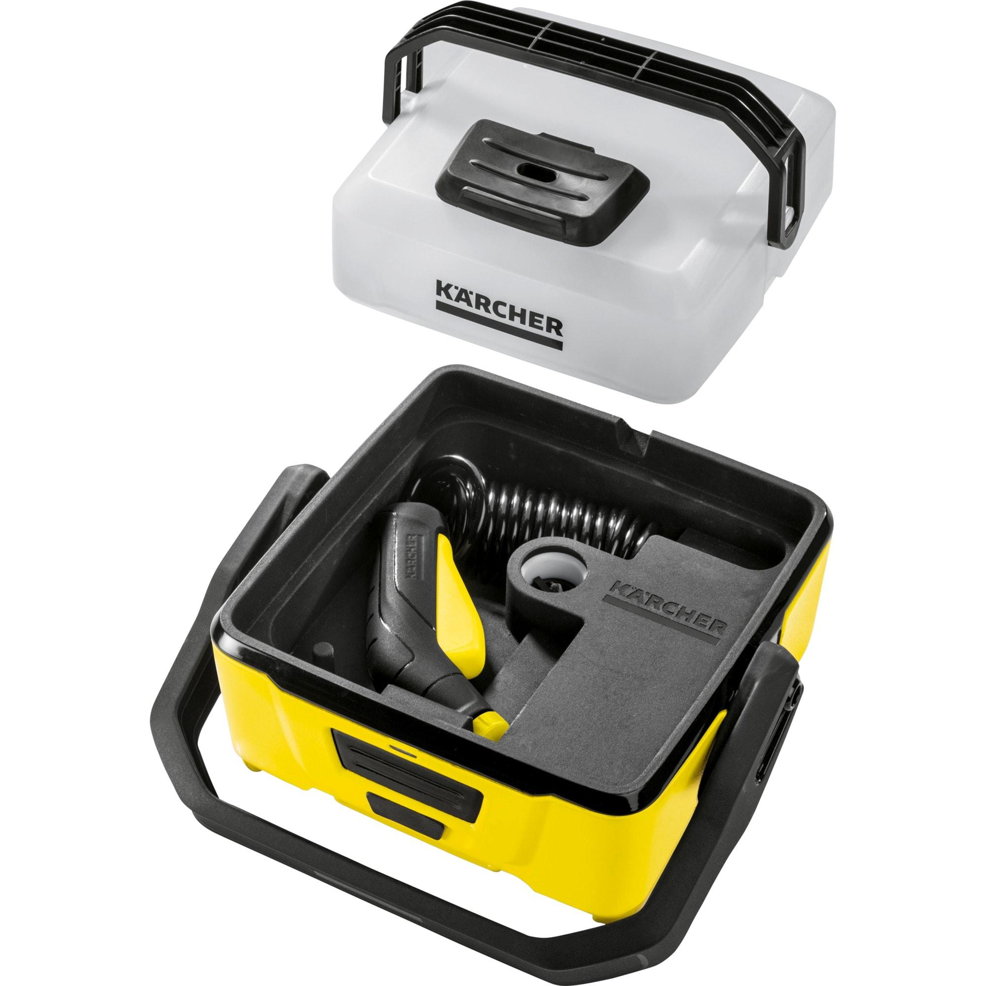 Kärcher Niederdruckreiniger Mobile Outdoor Cleaner OC 3