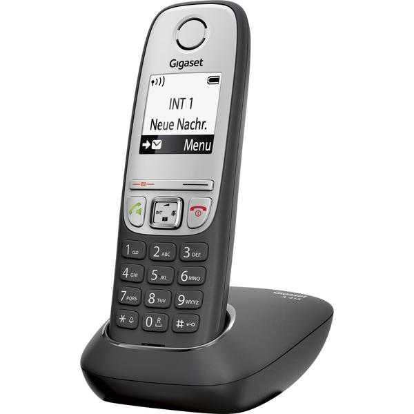 Gigaset analoges Telefon A415 schwarz