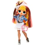 MGA Entertainment Spielfigur L.O.L. Surprise OMG New Theme Series- Doll 3- Pop B.B.