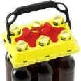 Click-IT Haushaltshilfe Bottle Buddy Deutschland gelb/rot