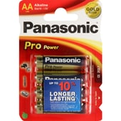 Panasonic Batterie Pro Power Gold AA LR6PPG/4BP