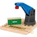 BRIO Bahn World Eisenbahn-Magnetkran