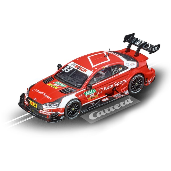 "Carrera Rennwagen Digital 132 Audi RS 5 DTM ""R.Rast, No.33"""