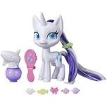 Hasbro Spielfigur My Little Pony - Rarity mit magischer Mähne