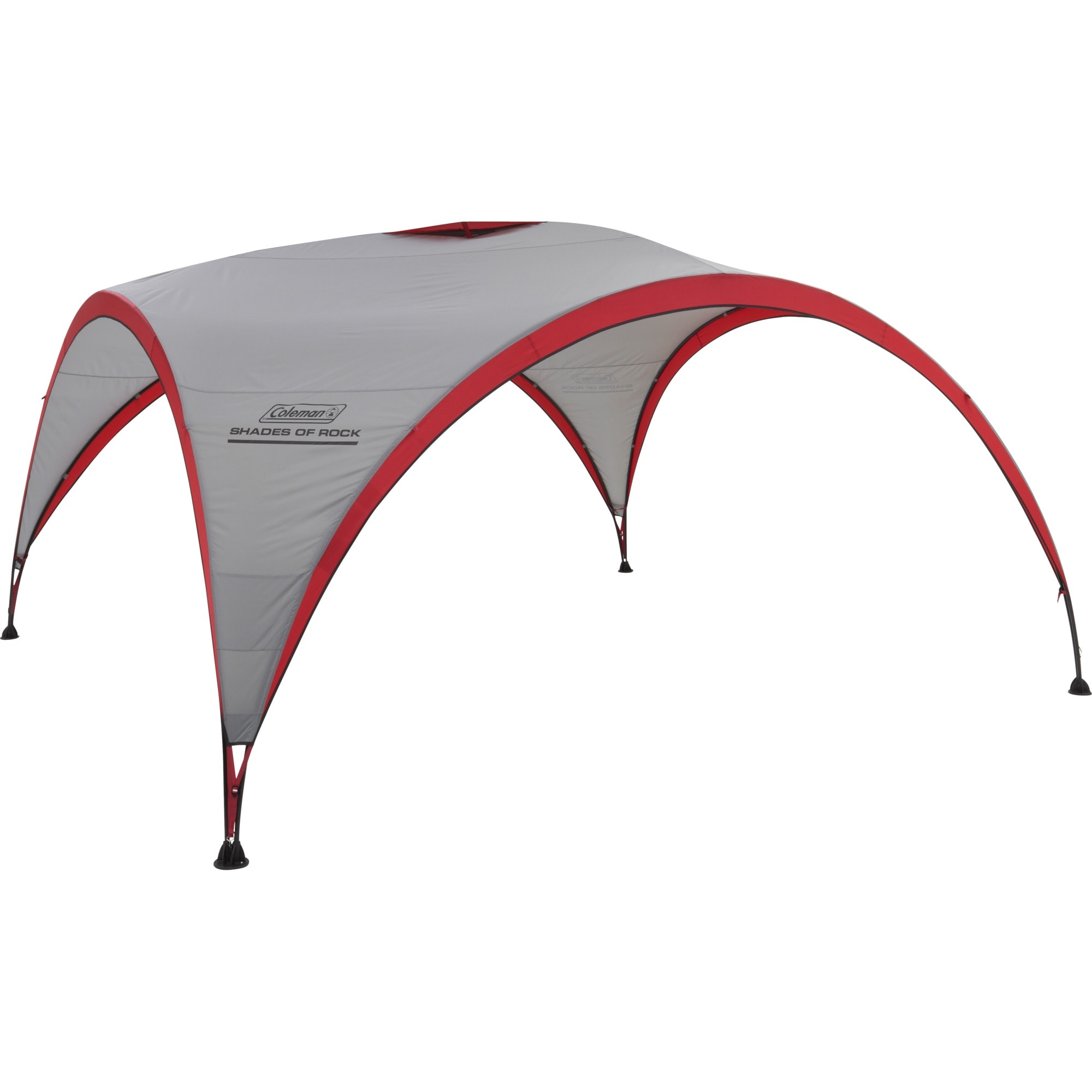 Coleman Pavillon Festival Collection Event Shelter 4,5 x 4,5 M Shades of Rock