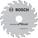 Bosch Kreissägeblatt Optiline Wood 85mm