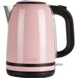 Domo Wasserkocher DO487WK rosa