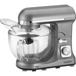 Bomann Küchenmaschine Knetmaschine KM 1394 CB silber