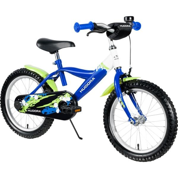 """Hudora Fahrrad 16"""" Kinderfahrrad"""