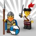 Lego Minifiguren Serie 20