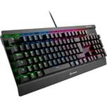 Sharkoon Tastatur Skiller Mech SGK3 Kailh Red