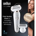 Braun Epiliergerät Silk-épil 9 Flex 9002
