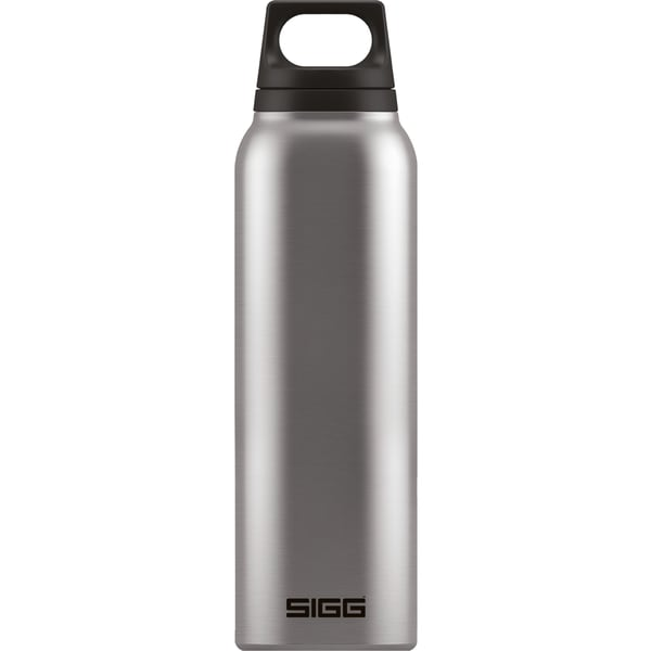 Sigg Thermosflasche Hot & Cold Brushed, inkl. Cup 0,5 Liter