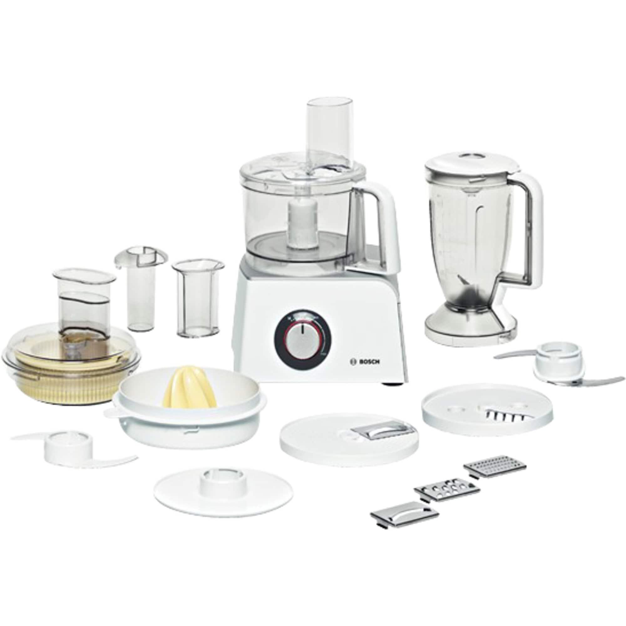 Bosch Küchenmaschine Kompakt-Küchenmaschine Styline MCM 4200