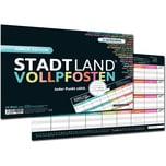 Pegasus Brettspiel Denkriesen - Stadt Land Vollpfosten - Junior Edition