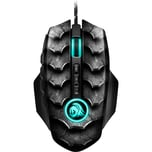 Sharkoon Gaming-Maus Drakonia II Black