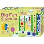 Kosmos Verlag Experimentierkasten Big Fun Chemistry