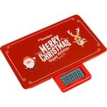 "Bestron Küchenwaage AKS300C ""Merry Christmas"""