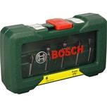 Bosch 6-teiliges HM-Fräser-Set (6mm-Schaft)