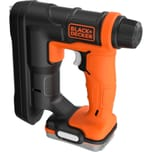 Black & Decker Akku-Tacker / -Nagler BDCT12N, 12Volt