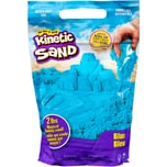 Spinmaster Spielsand Kinetic Sand Colour Bag blau