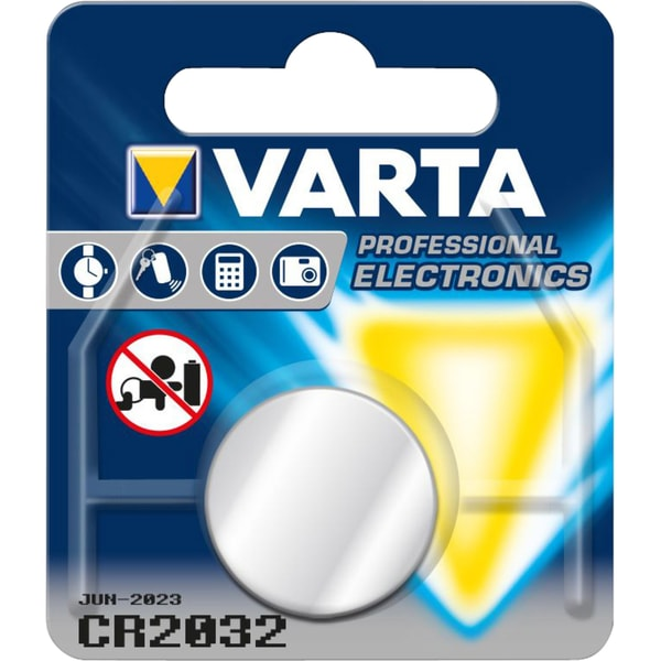 Varta Batterie Professional CR2032