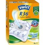 Swirl Staubsaugerbeutel R 36 MicroPor Plus Green
