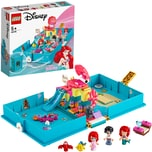 Lego Konstruktionsspielzeug Disney Princess Arielles Märchenbuch