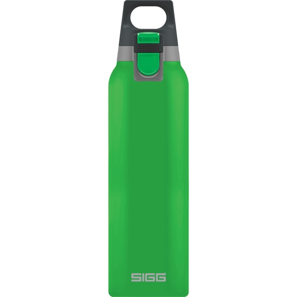 Sigg Thermosflasche Hot & Cold One Green 0,5 Liter
