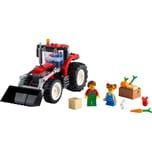 Lego Konstruktionsspielzeug City Traktor