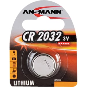 ansmann batterie lithium knopfzelle cr 2032 bei rewe online bestellen