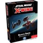 Asmodee GmbH Tabletop Star Wars X-Wing 2. Edition: Galaktisches Imperium Konvertierungsset