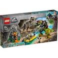 Lego Jurassic World T. rex vs. Dino-Mech