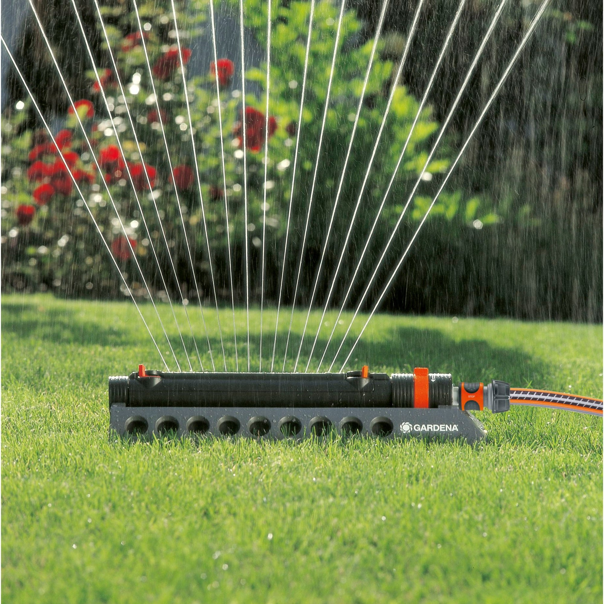 Gardena Sprinklersystem Comfort Aquazoom 350/2 (1975-20)