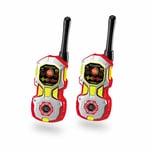 Dickie Toys Walkie Talkie Fire Service 2er Set