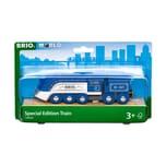 BRIO World Blauer Dampfzug