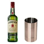 Jameson Original Blended Irish Whiskey Set mit Jigger 40% 700 ml