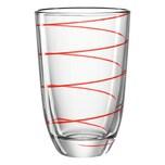montana: :jolly Trinkglas Rot 290 ml