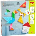 HABA Legespiel Bunter Tangram-Mix