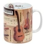 Könitz Wissensbecher Musik 460 ml