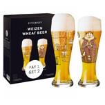 Ritzenhoff Weizen Weizenbierglas 2er Set 2021 Potts & Stockebrand