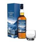 Talisker Skye, Single Malt mit Glas 45.8% 700 ml