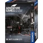 KOSMOS Adventure Games Die Akte Gloom City Gesellschaftsspiel