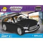 Cobi Bausteinset Action Town Sports Car Convertible Cobra 1803