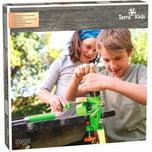 HABA Terra Kids Schraubstock und Schraubzwingen Set