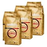 Lavazza Kaffee Qualita Oro 6 x 1000 g