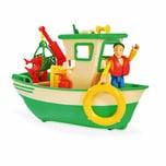 Simba Feuerwehrmann Sam Charlies Fischerboot
